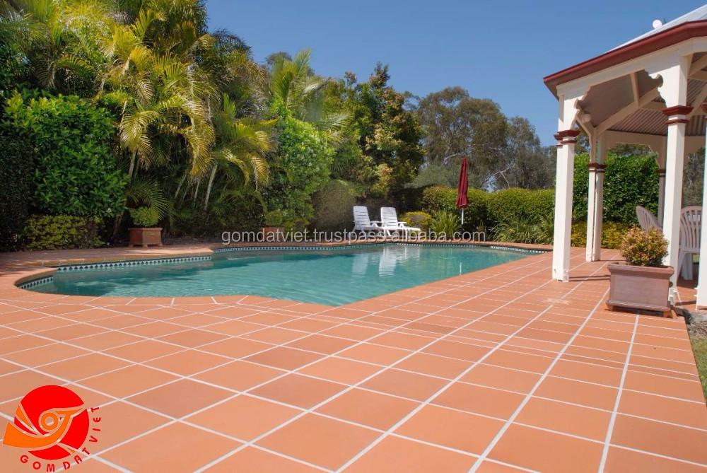 Vietnam Terracotta Tiles Anti Slip Outdoor Floor Tiles Buy