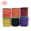 Factory supply braided round tubular cord