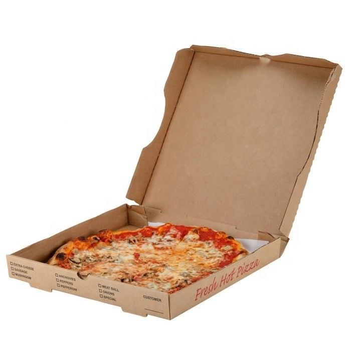 картинки для коробки пиццы тоже купила