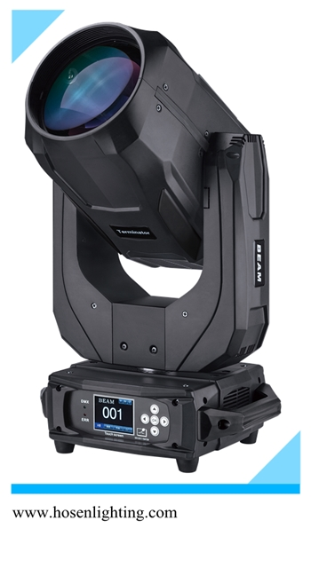 New design Terminator beam light 260W spot wash beam moving head light