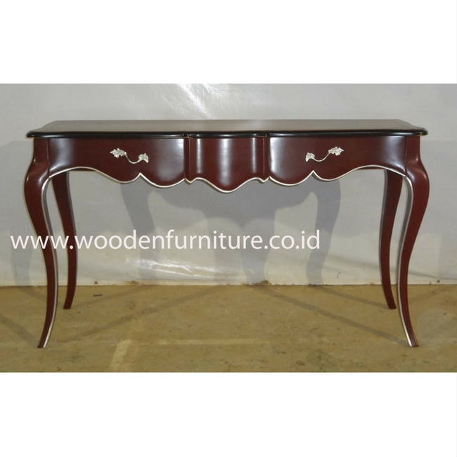 French Style Hall Table Antique Console Table