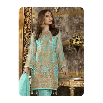Wholesale Price Womens Pakistani Style Dress
