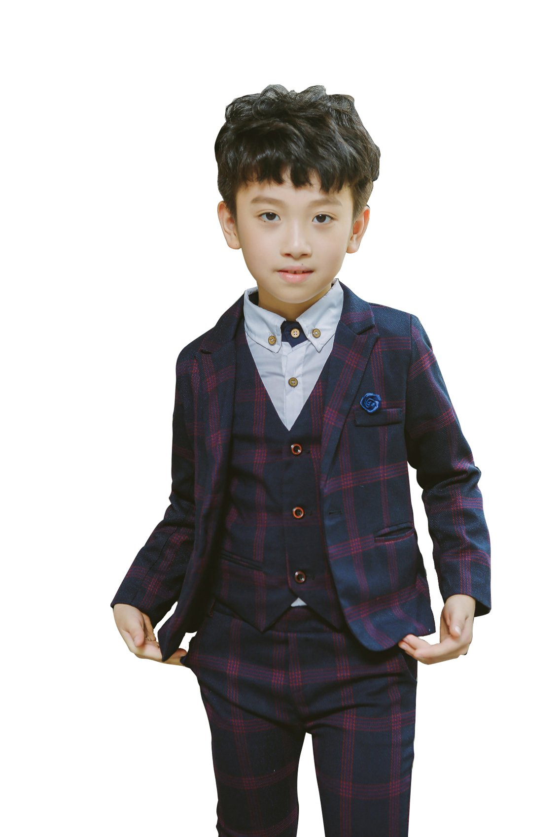 072f79e2e Cheap Boys Formal Vest Suits