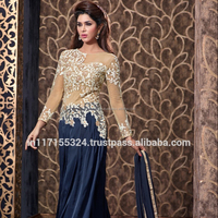 Wholesale indian ethnic clothes online shopping-ladies suits