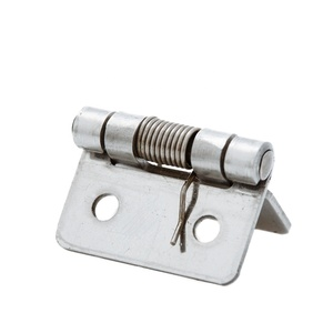 HL-202 Metal Cabinet Small Mini Type sus304 Stainless Steel Spring Loaded Hinge