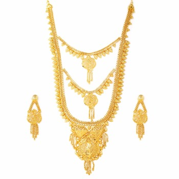 necklace bridal set proddetail gold rs id at