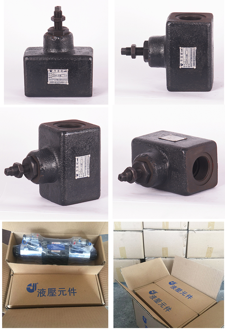 LFL32C High pressure Longli hydraulic bidirectional throttle valve substitute for rexroth