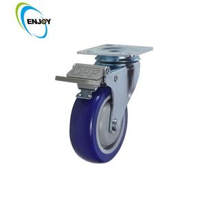 Pipe Trolley Wheel Industrial Waterproof Caster