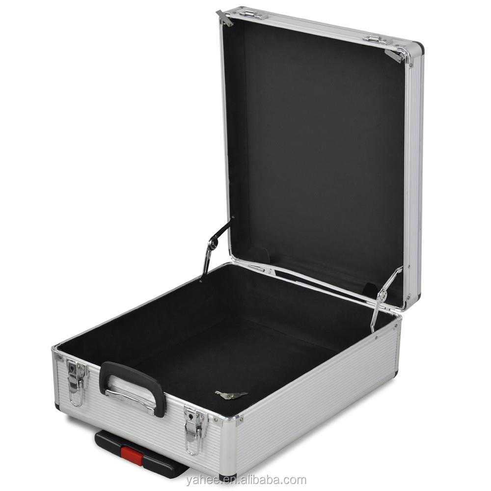 Telescopic Tool Set Case Mechanics Kit Box Organizer Toolbox Trolley