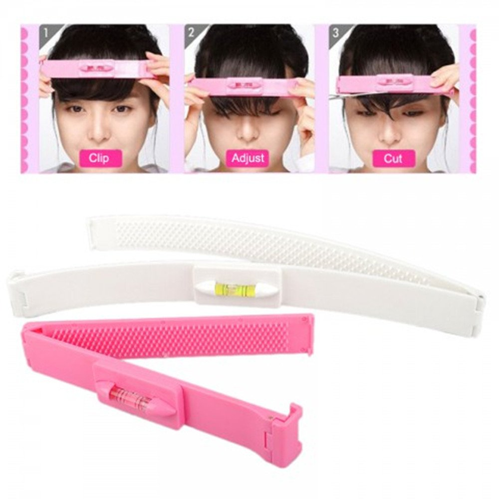Hair Cutting Kits Hairstyling Cutting Tools Diy Hair Styling Cutting Tools Cutting Your Own Hair At Home Kit (pink)