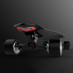 mind driven foot sensor 4 wheels hands free electric skateboards