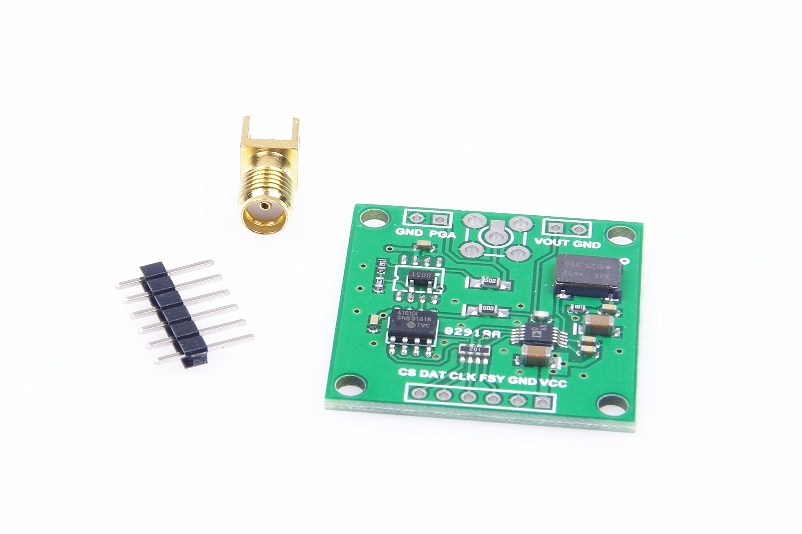 KNACRO AD9833 Triangular Sine Wave Signal Source IC Integrated Circuit Square Wave Generator Module Programmable