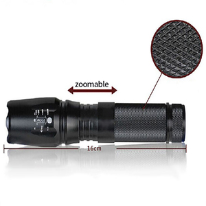 High level of xml t6 aluminium alloy torch led waterproof 1200LM diving led flashlight torch