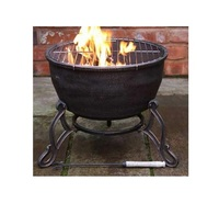 Popular style iron cast outdoor fire pit