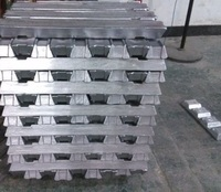 Aluminum Ingot 99.7 99.99 High Quality