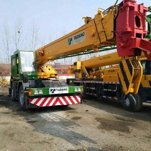 Original Japan Tadano TR250M 25 ton crane Rough Terrain crane for sale