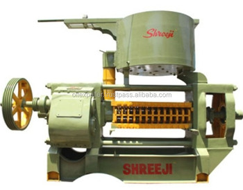 Ground Nut Oil Expeller Machinery