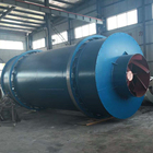 Rotary dryer for sand and stone