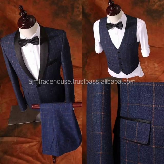 2018 Latest Coat Pant Design Men Suit Buy Pant Coat Design Men