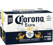 Corona Extra Bottle Beer from Mexico
