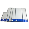 China Factory custom License Plate aluminum sheet metal blank car number plate