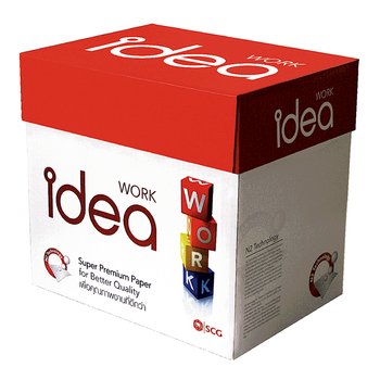 Idea Work Copier Paper A4 80gsm - Buy 2018 Idea A4 Copy Paper Product on  Alibaba com