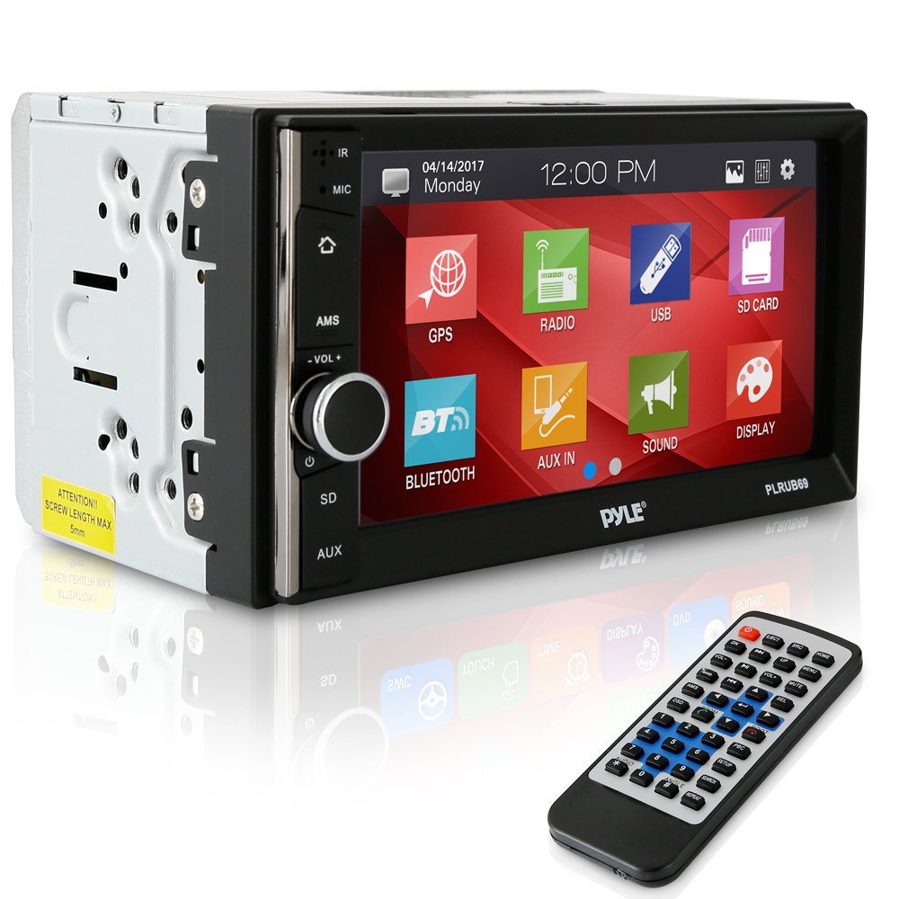 Buy Pyle Bluetooth Marine Stereo Receiver
