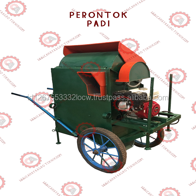 Hots Product Rice Thresher Machine