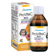 Vitamin Supplement PROVITEC Ayurvedic Honey Flavoured Syrup for Children Propolis Echinacea Herbal Oral Liquid Jarabe deionized