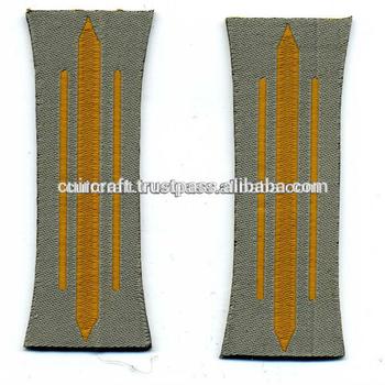 Wwii German Army Bevo Collar Tabs - Buy Ww2 German Bevo Army Collar  Tabs,Ww2 German Collar Tab,Wwii German Army Collar Tab Product on  Alibaba com