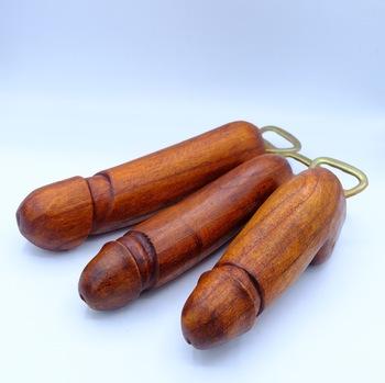 Wooden Willy / Penis Bottle Opener - Buy Wooden Bottle Openers,Penis Bottle  Opener,Bottle Opener Product on Alibaba com