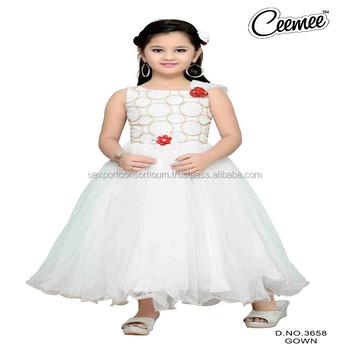 239ce68d4b10 New Looking Beautiful White Princess Dress - Buy Girls Party Wear ...