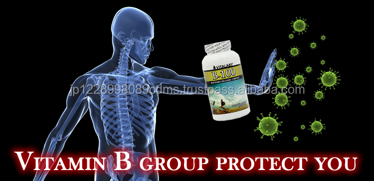 Easy to use for Help body growth and development Vitamin B 100 Complex at reasonable prices , small lot orders available