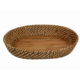 Top Quality Cheap Home Used Oval Rattan Laminated Mini Bamboo Bread Basket