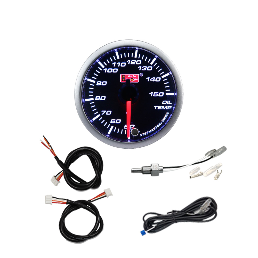 "2 1/16"" electrical Oil temperature gauge temp meter car"
