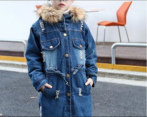 9f1810648f7b China Jeans Jacket Girl