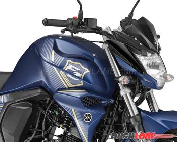 FZ FI Motorcycle Supplier from India