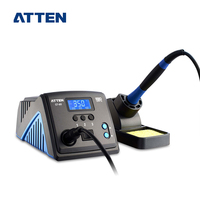 ATTEN Digital LCD Display Screen Soldering Station ST-60 with Quick Replaceable Soldering Iron Tip