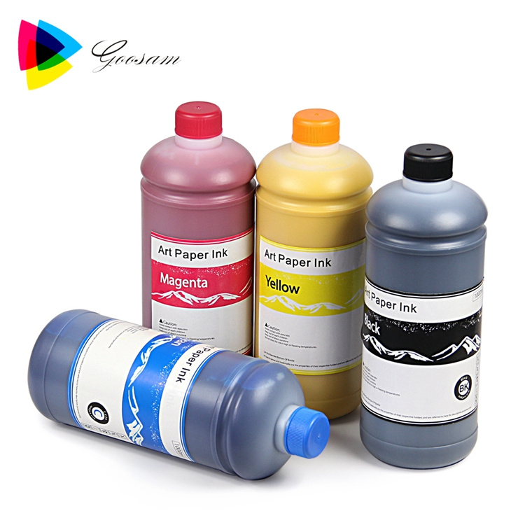 Wholesale Art Paper Pigment Ink for HP Officejet 7110 Printer
