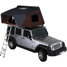 2019 4x4 OffRoad Camping 4 Persoons familie hard shell auto dak tent