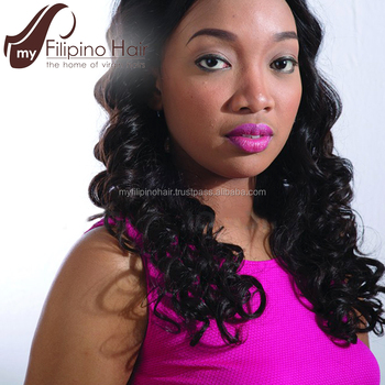 Best Selling Beautiful Curly Locks from the Philippines made of Premium Quality Filipino Hair