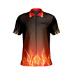 2019 New High Quality Sport Jerseys Wholesale Sublimated Clothing Men's Dart Shirt Custom Dart Jerseys by Hami Land Sports