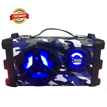 2018 Hot Vendedor <span class=keywords><strong>52mm</strong></span> 4 polegada <span class=keywords><strong>Alto-falantes</strong></span> do Boombox Portátil Sem Fio Bluetooth com Super Bass