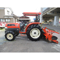 Secondhand 30Hp electric farm tractor agricultural, used mini tractor 4WD from Japan