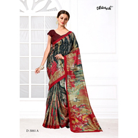 Buy Designer Silk Sarees with Blouses Online