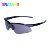 CE EN166 stylish sport sunglasses with matte frame made in Taiwan