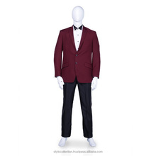 High Quality 100% Premium wool blazer wool men suits