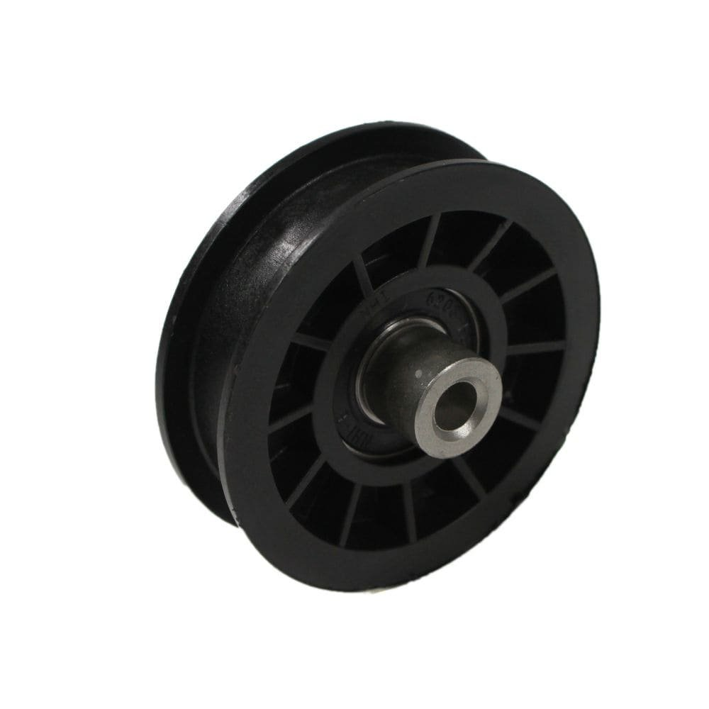 Craftsman 194327 Lawn Tractor Ground Drive Idler Pulley Genuine Original Equipment Manufacturer (OEM) part for Craftsman, Poulan, Ariens, Southern States, & Murray