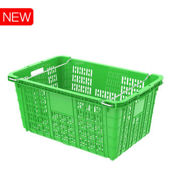 Folding plastic crate Duy Tan Plastic corp. in Vietnam
