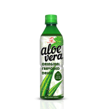 Taiwan 500ml aloe vera pulp juice drink